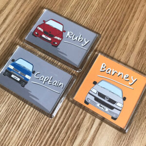 Magnets- Personalised